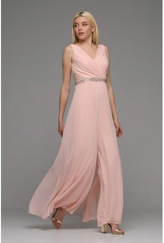Ροζ αμπιγιέ φόρμα