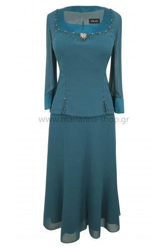 Σύνολο μπλούζα και φούστα