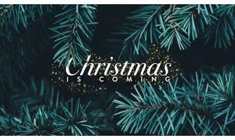 Τα Χριστούγεννα έρχονται!